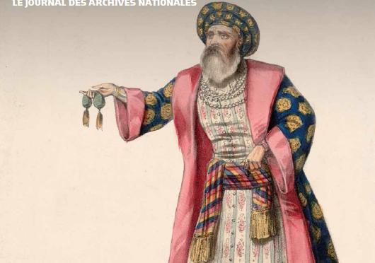 Dezède dans Mémoire d'avenir, le journal des Archives nationales de France