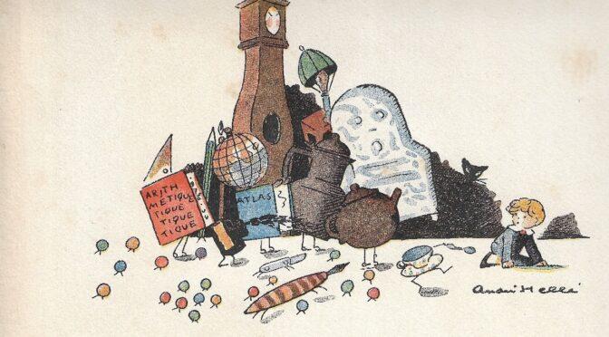 Les créations de <em>L'Enfant et les sortilèges</em> de Ravel