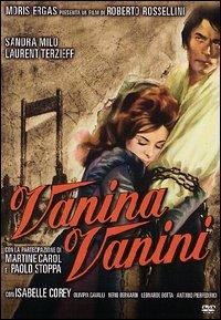 Locandina del film, diretto da Roberto Rossellini nel 1961,ispirato al racconto di Stendhal.