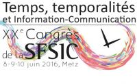 XXème congrès de la SFSIC