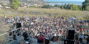 Le Festival Jazzèbre à Leucate