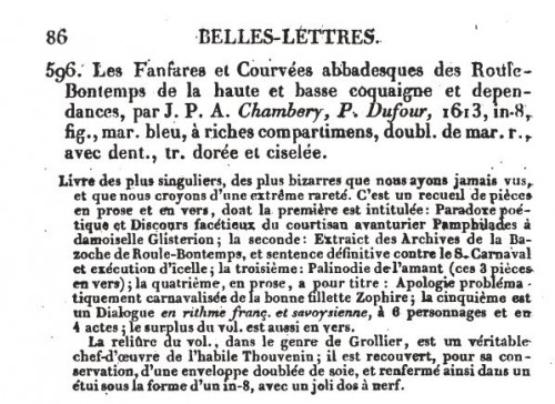 07-2b-Catalogue Nodier 1830