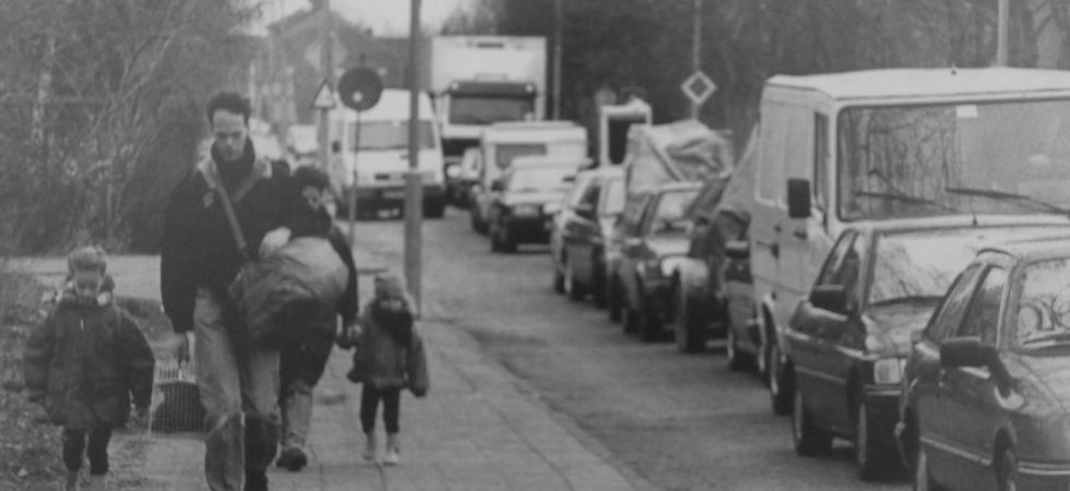 evacuation dutch