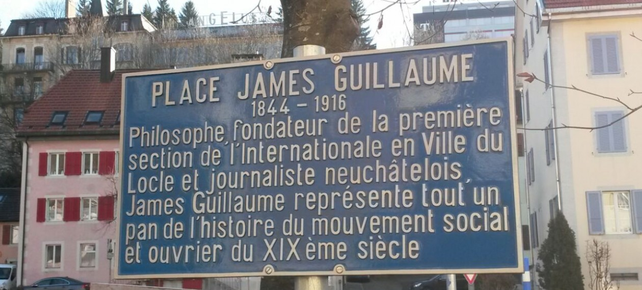 James Guillaume