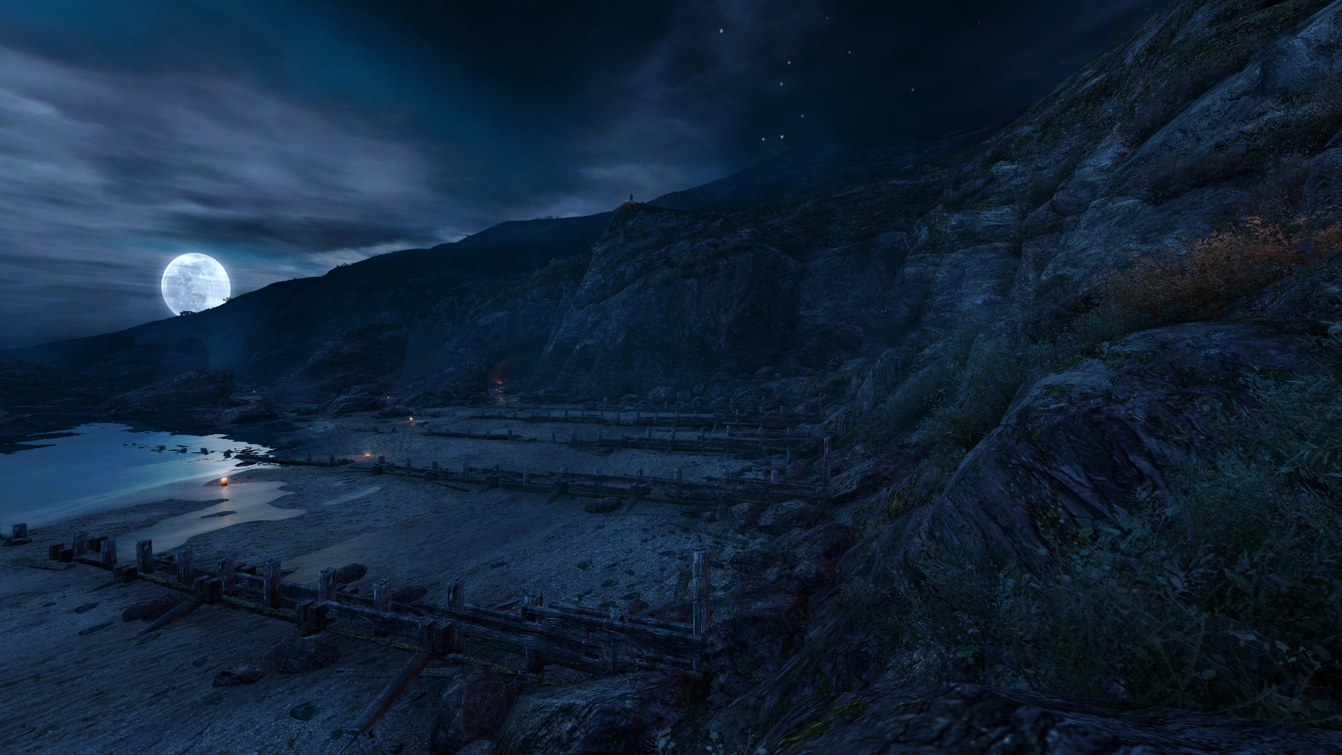 Screenshot von Dear Esther (Quelle: http://dear-esther.com)