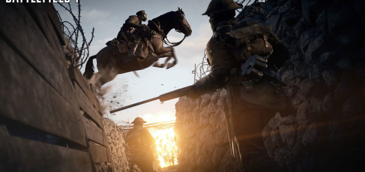 Offizieller Screenshot von Battlefield 1. Quelle: http://press.ea.com/products/p1512/battlefield-1