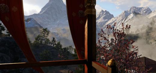 Far Cry 4 Kyrat Start der Reise