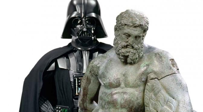 Valorisation : compte rendu de l'exposition «Mythes fondateurs. D'Hercule à Dark Vador»