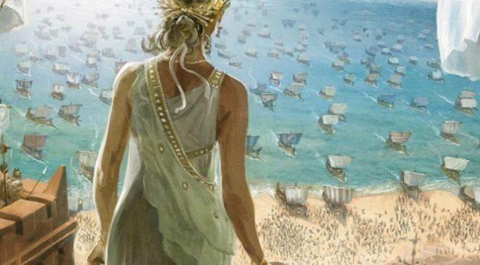 L'Iliade. Tome 1 : La pomme de la discorde