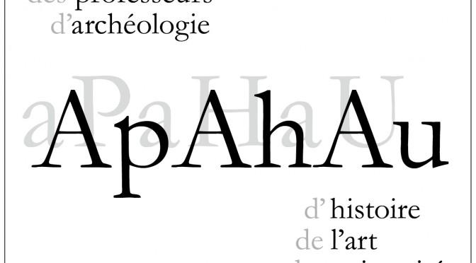 Du côté du doctorat : prix de l'APAHAU jeunes chercheurs