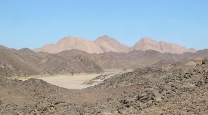 Actualités : journée d'étude «Le désert oriental d'Égypte durant la période gréco-romaine. Bilans archéologiques»