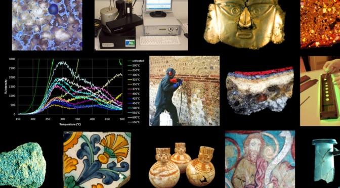 Actualités : workshop «La physique appliquée à l'archéologie»