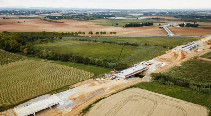 Actualités : exposition «Archéologie sur le contournement ferroviaire de Nîmes et Montpellier. Les découvertes en images»