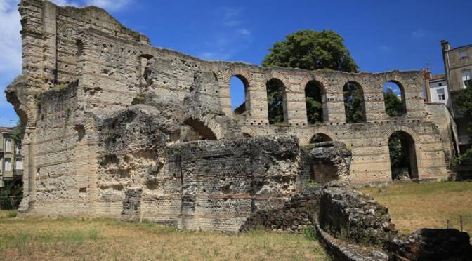 Ressources : film documentaire «Palais-Gallien : regards croisés sur l'amphithéâtre de Burdigala»