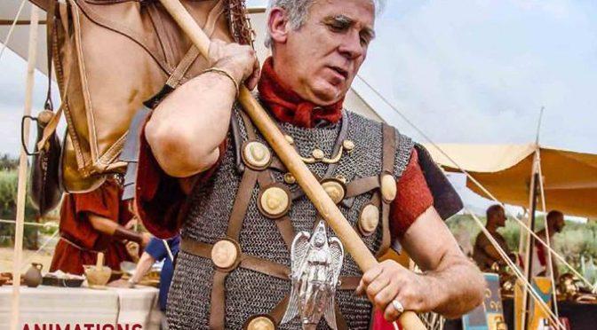 Actualités : Les Augustales, journées romaines du musée Villa-Loupian