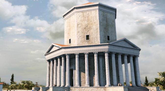 Actualités : colloque «Côtoyer les dieux : l'organisation des espaces dans les sanctuaires grecs et romains»