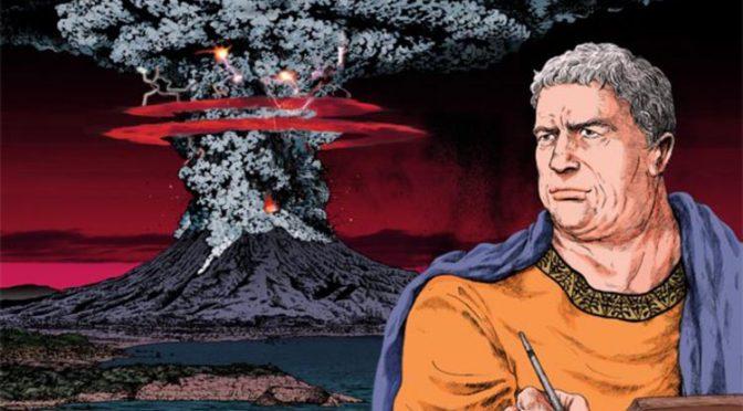 Manga Romae (3/3) : «Pline»
