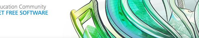 Autodesk : logiciels gratuits pour les enseignants et les étudiants
