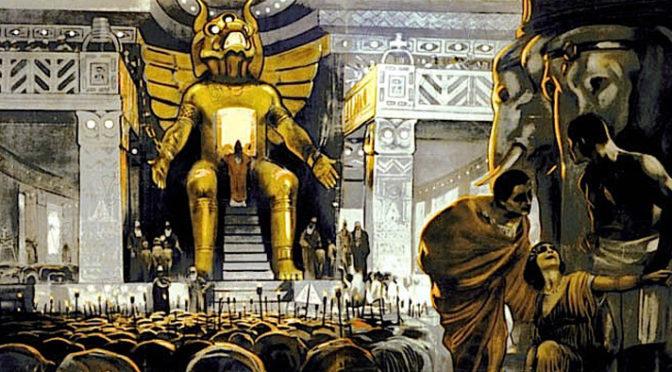 Antiquité et cinéma muet. De Méliès à Cecil B. DeMille
