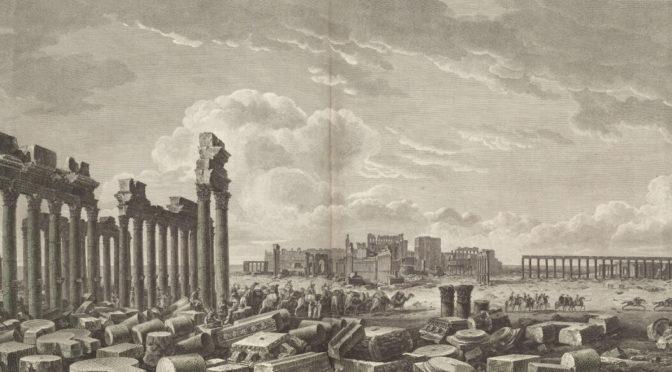 Exposition virtuelle «L'héritage de Palmyre»
