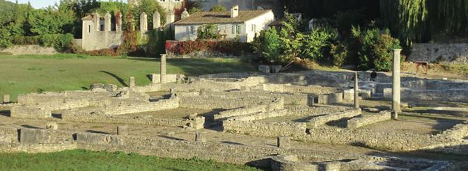 Vaison et son territoire dans l'Antiquité