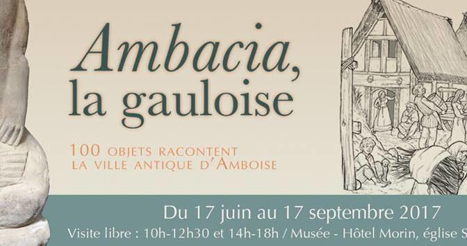 Ambacia, la gauloise. 100 objets racontent la ville antique d'Amboise