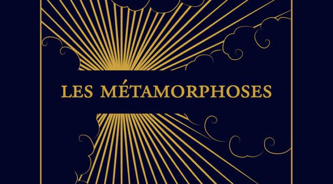 Les Métamorphoses d'Ovide. Rencontre avec Marie Cosnay