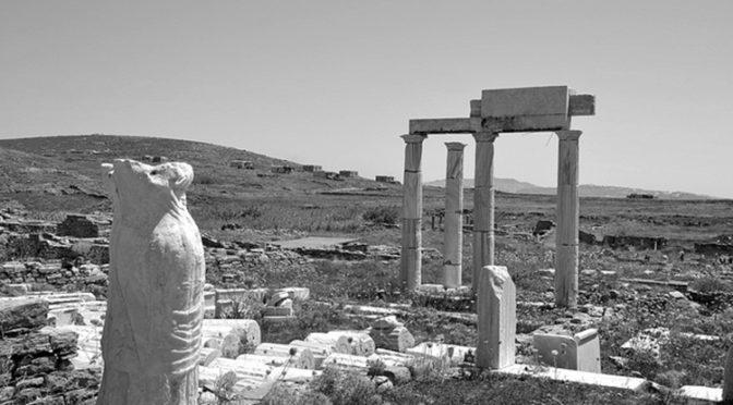 Conservation et mise en valeur des sites archéologiques de Grèce (Delphes, Délos, Thasos : fouilles et recherches de l'EFA)