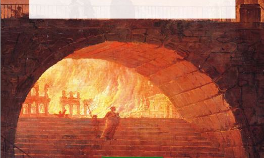 Le déclin de l'Empire romain