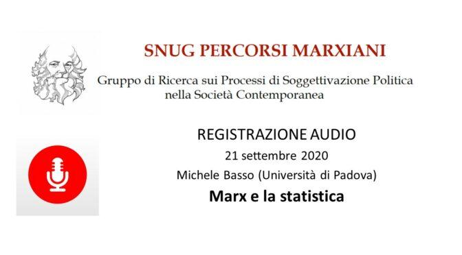 Registrazione Relazione Michele Basso