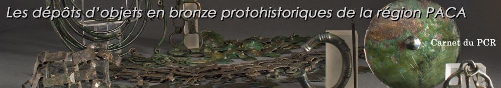Dépôts de bronzes en PACA