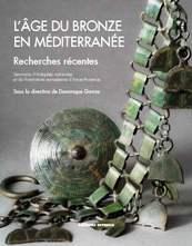 L'Âge du bronze en Méditerranée, couverture