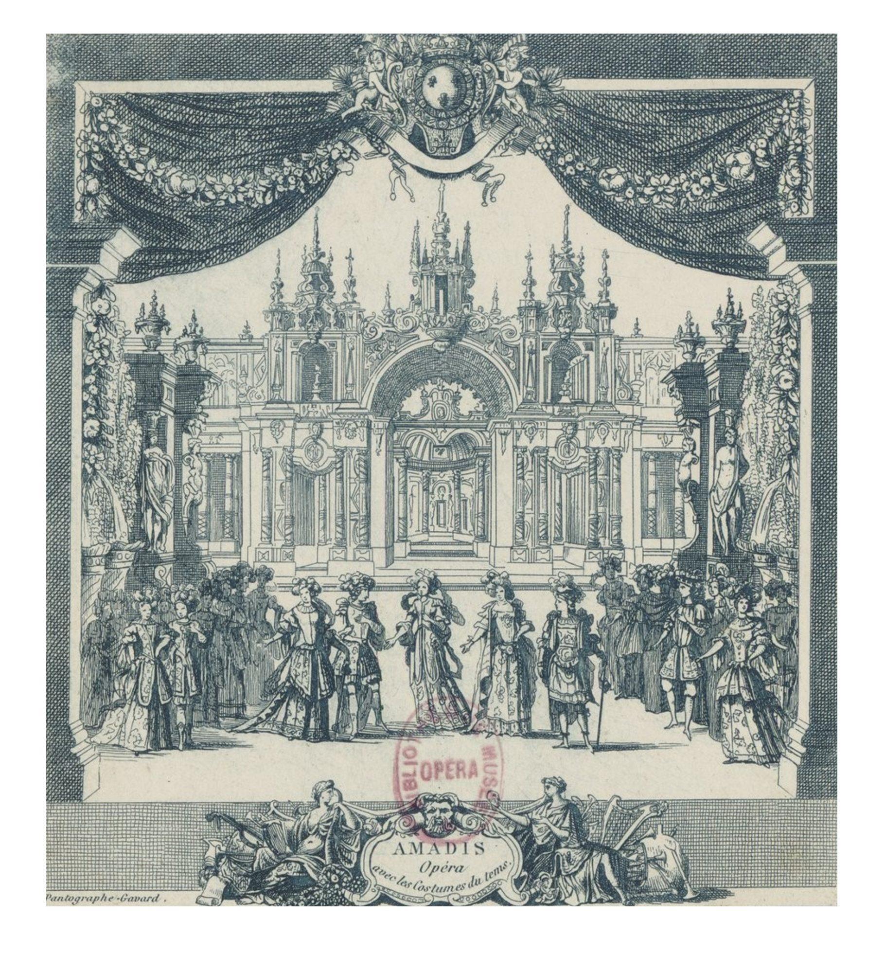 Le choix des sujets d'opéra par Louis XIV : une affaire de goût ?