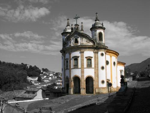 MG Ouro Preto eglise ovale 2