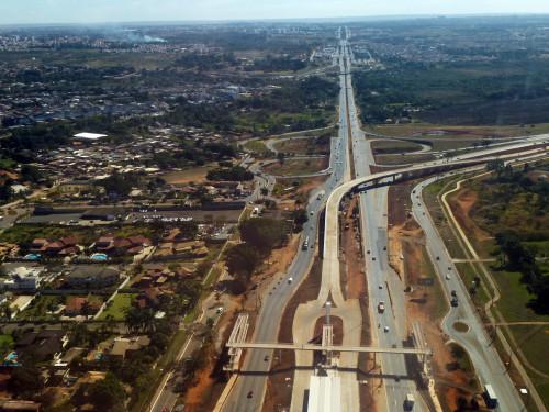 DF Chegada a Brasilia
