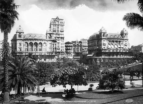 1910 Parque Anhangabaú 2