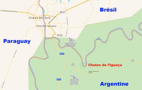 Mapa local Plans