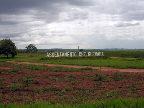 SP Assentamento Che Guevara
