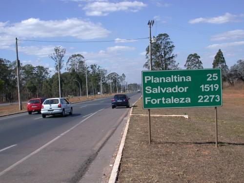 DF plaque Fortaleza 2273