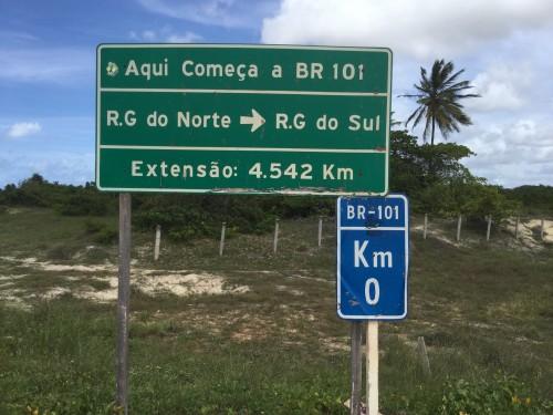 RN Marco zero BR101 B