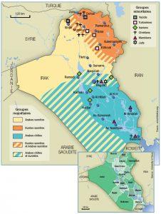 La diversité confessionnelle en Irak