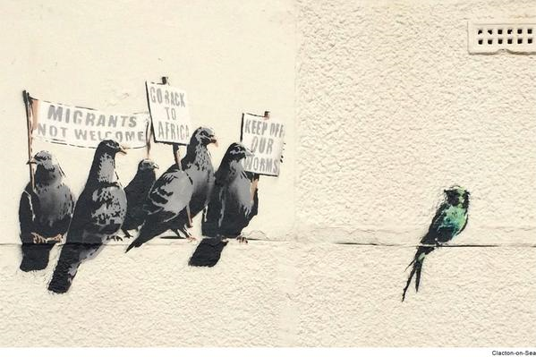 Untitled, Clacton-on-Sea, Banksy, from independent.co.uk