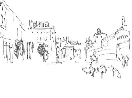 4.Le Carnet du voyage de Turner de Gènes à Grenoble (2)