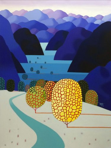 Karen Landscape by Tamalar