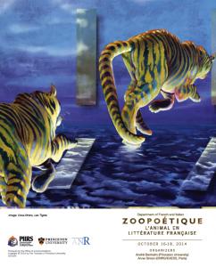 Affiche Zoopoétique