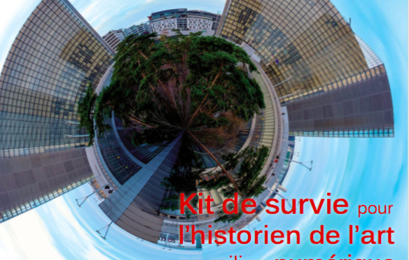 Journée — «Kit de survie pour l'historien de l'art en milieu numérique»