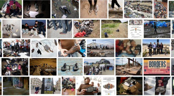 Chaussures : corps, mobilité, territoire, trace / Alexandra Galitzine-Loumpet
