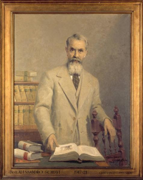 portrait d'Alessandro