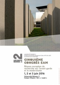Affiche 5e congrès EAM