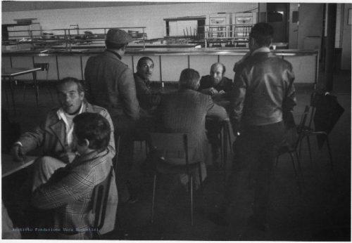 Ouvriers qui jouent aux cartes, Fondazione Vera Nocentini